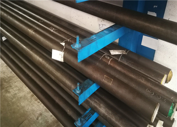 Polished Cold Drawn Seamless Steel Tube 10mm Thickness For Vessel Construction