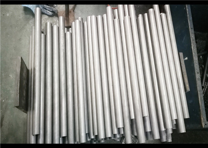Plain End Cold Drawn Seamless Steel Tube , Shot Blasting Round Steel Tubing